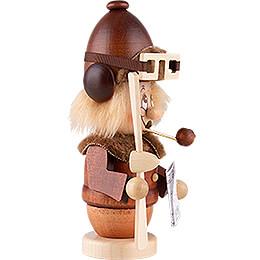Räuchermännchen Miniwichtel Pilot - 15,5 cm
