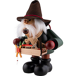 Smoker - Toy Salesman - 36 cm / 14.2 inch