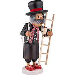 Smoker - Chimney Sweep - 53,5 cm / 21.1 inch