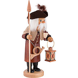 Smoker - Nightwatchman Natural Colors - 50 cm / 20 inch