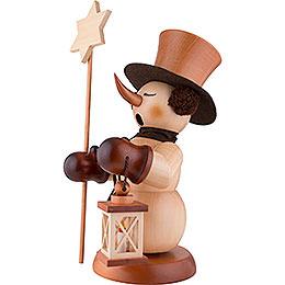 Smoker - Snowman Star Bearer Natural - 60 cm / 24 inch
