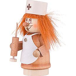 Smoker - Mini Gnome Nurse - 13,5 cm / 5.3 inch