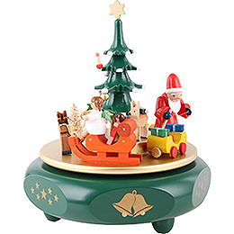 Music Box Christmas Dreams - 17 cm / 7 inch