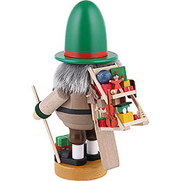 Nutcracker - Toy Salesman - 21 cm / 8 inch