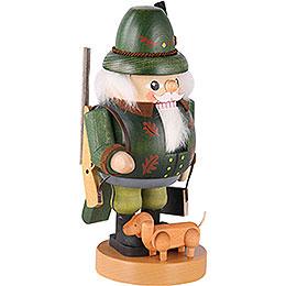 Nutcracker - Forest Ranger with Dachsdog - 21 cm / 8 inch
