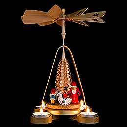 1-Tier Pyramid - Gift Giving - 25 cm / 9.8 inch