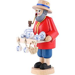 Smoker - China Salesman - 18 cm / 7 inch