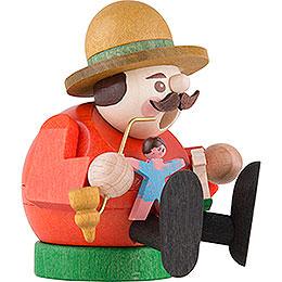 Smoker mini - Toy Salesman - 8 cm / 3.1 inch