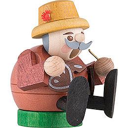 Smoker mini - Gingerbread Salesman - 8 cm / 3.1 inch
