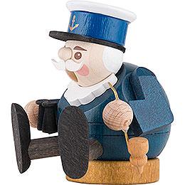 Smoker mini - Captain - 8 cm / 3.1 inch