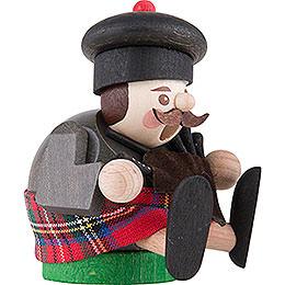 Smoker mini - Scot - 8 cm / 3.1 inch