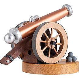Räucherobjekt Historische Kanone - 12 cm
