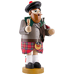 Smoker - Scotsman with Red Skirt - 34 cm / 13 inch