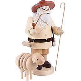 Smoker - Shepherd with Sheep - 34 cm / 13.4 inch