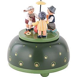 Spieldose Kinderreigen - 12 cm