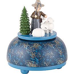 Music Box Shepherd - 12 cm / 5 inch