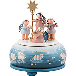 Music Box Angels Concert - 16 cm / 6 inch