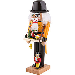 Nussknacker Spielzeughändler - 28 cm