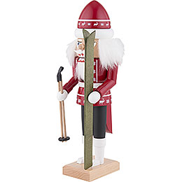 Nutcracker - Skiier Red - 29 cm / 11.4 inch