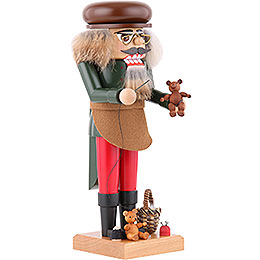 Nutcracker - Teddy Bear Maker - 25 cm / 9.8 inch