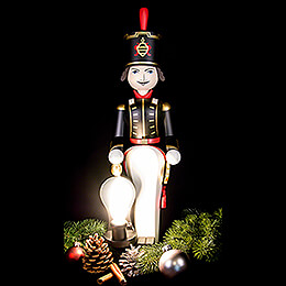 Miner - Electrically Illuminated - 50 cm / 20 inch