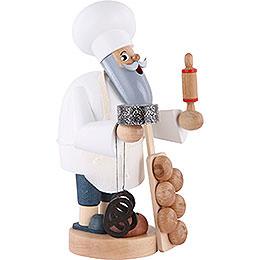Räuchermännchen Bäcker - 21 cm