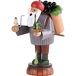 Smoker - Wine Salesman - 19 cm / 7 inch