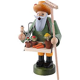 Smoker - Gardener - 18 cm / 7 inch