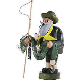 Smoker - Fisherman - 18 cm / 7 inch