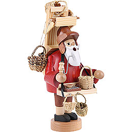 Smoker - Basket Salesman - 23 cm / 9 inch