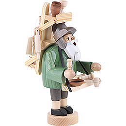 Smoker - Woodwork Peddler - 23 cm / 9 inch