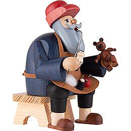 Smoker - Teddymaker - Edge Stool - 16 cm / 6.3 inch