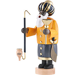Smoker - The 3 Wise Men - Melchior - 22 cm / 8 inch
