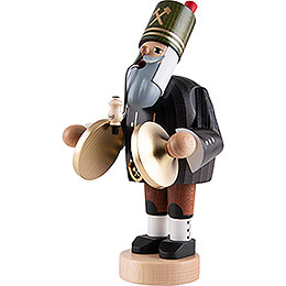 Smoker - Miner with Cymbals - 20 cm / 8 inch