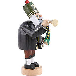 Smoker - Miner with Trumpet - 20 cm / 7.9 inch