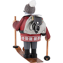 Smoker - Ski Tourer - 19 cm / 7.5 inch