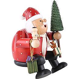 Räuchermännchen Weihnachtsmann - 26 cm