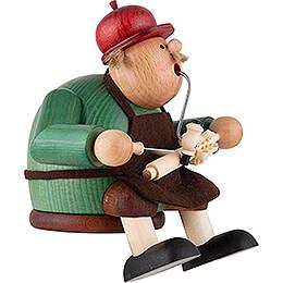 Smoker - Wood Chip Tree Maker - Shelf Sitter - 15 cm / 5.9 inch