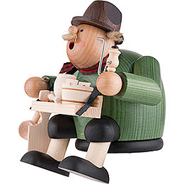 Smoker Woodcraft Seller - 15 cm / 6 inch