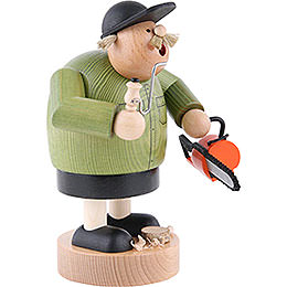Smoker - Forest Worker - 20 cm / 7.9 inch