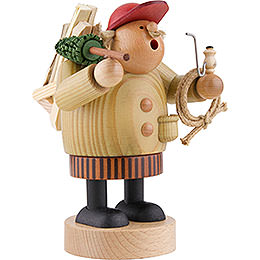 Smoker - Forest Worker - 18 cm / 7 inch