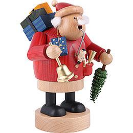 Smoker - Santa Claus - 18 cm / 7 inch