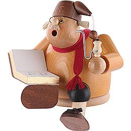 Räuchermännchen Geschichtenerzähler - Kantenhocker - 15 cm