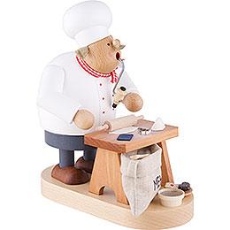 Räuchermännchen Weihnachtsbäcker - 20 cm