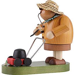 Räuchermännchen Hobby-Gärtner - 18 cm