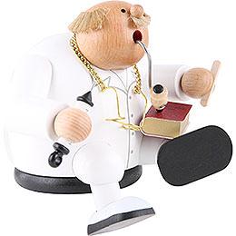 Räuchermännchen Doktor - Kantenhocker - 14 cm