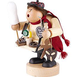 Smoker - Gingerbread Salesman - 18 cm / 7 inch