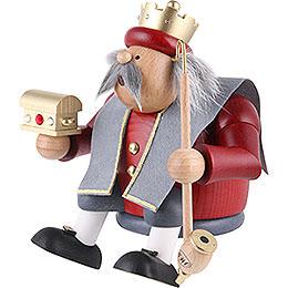 Smoker - King Caspar - Shelf Sitter - 17 cm / 7 inch