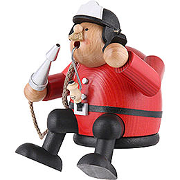 Smoker - Fireman - Edge Stool - 15 cm / 6 inch