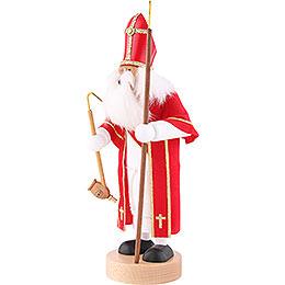 Smoker - Holy Sant Nikolaus - 28 cm / 11 inch